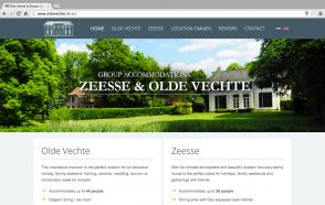 Accommodation website